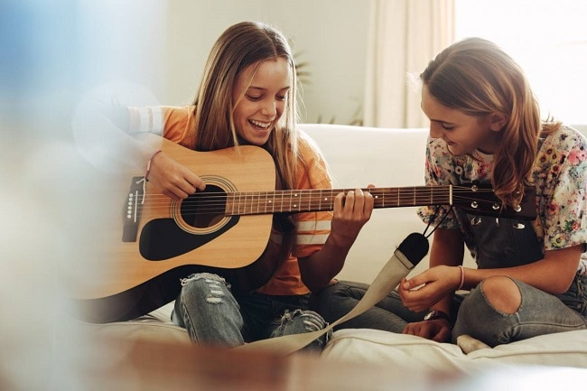 cours de musique pour enfants