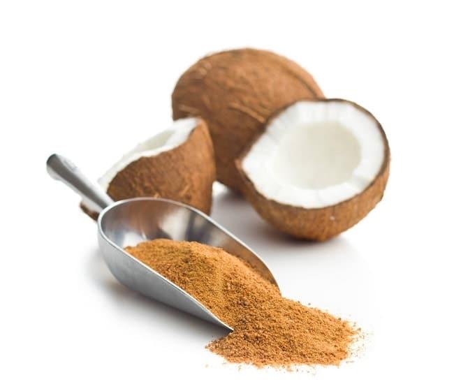 le sucre de coco pour remplacer le sucre raffiné