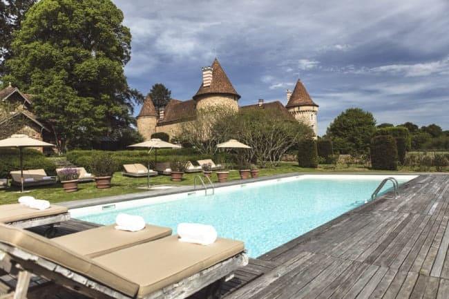 hôtels de charme Domaine des étangs en Charente