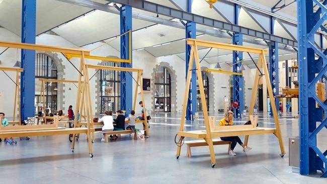 Brest ateliers capucins