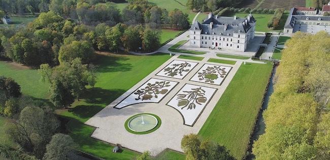 Château Renaissance d'Ancy le Franc
