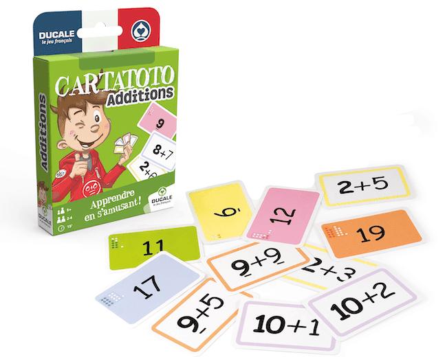 Cartatoto additions