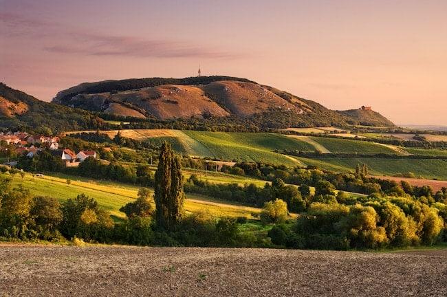 weekend à deux en Moravie République Tchèque