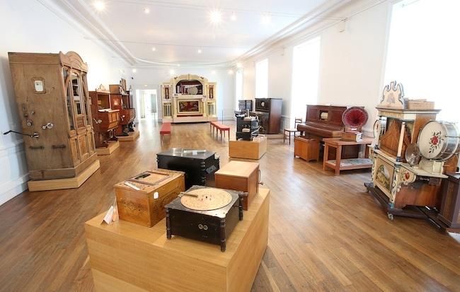 Le musée de l'aventure du son de Saint-Fargeau, en Puisaye