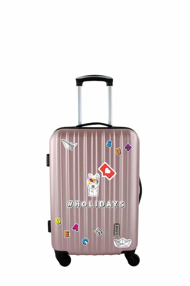 Test valise cabine