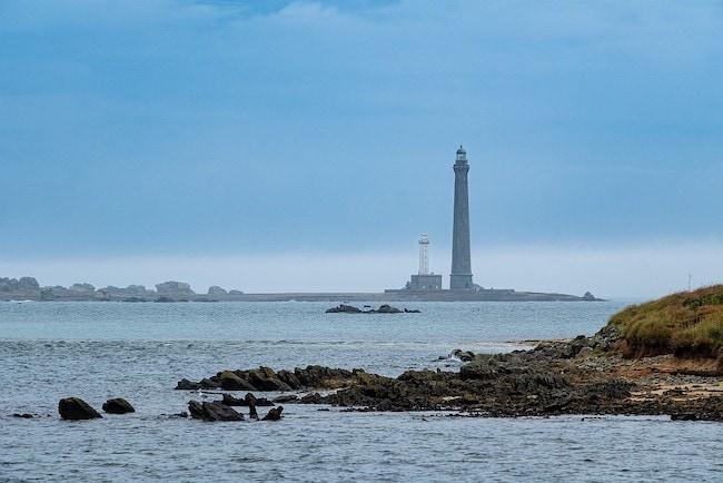 Brest en Pays d'Iroise sur la route des phares