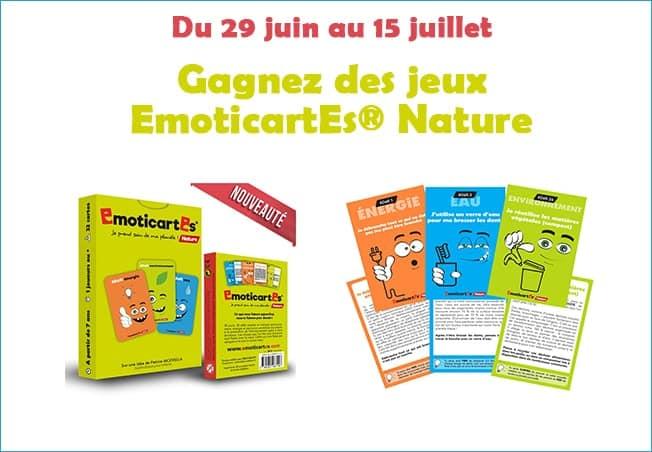 concours Emoticartes Mafamillezen