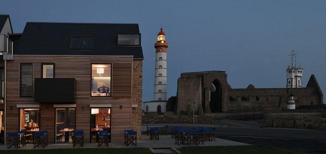 Hostellerie de la Pointe Saint Mathieu Finistère