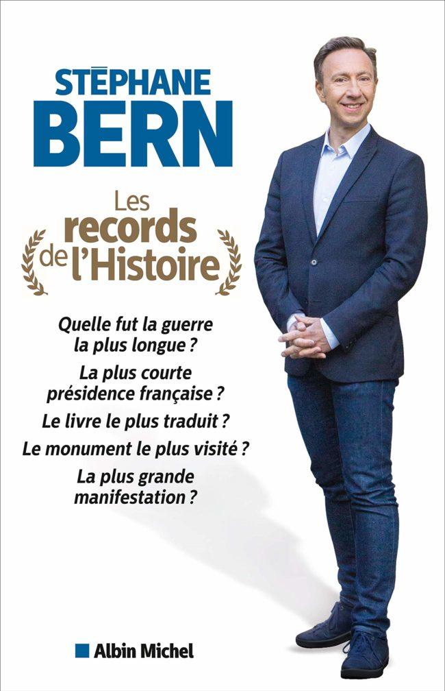 Les records de l'Histoire, Stéphane Bern