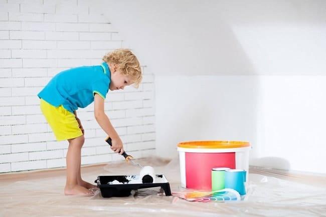 rénover une chambre enfant pour en faire une chambre de grand