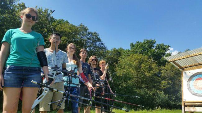 stage sportif ados en Lozère