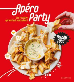 Apéro Party livre de recettes chez Larousse