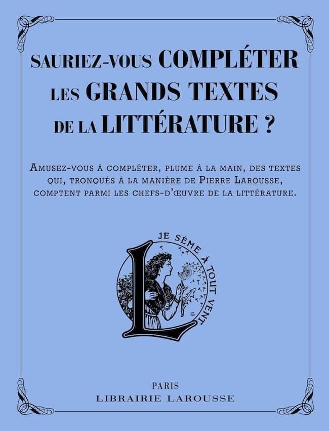 Saurez Petits cahiers Larousse