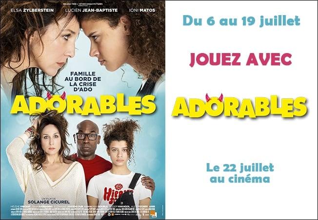 concours Adorables Mafamillezen