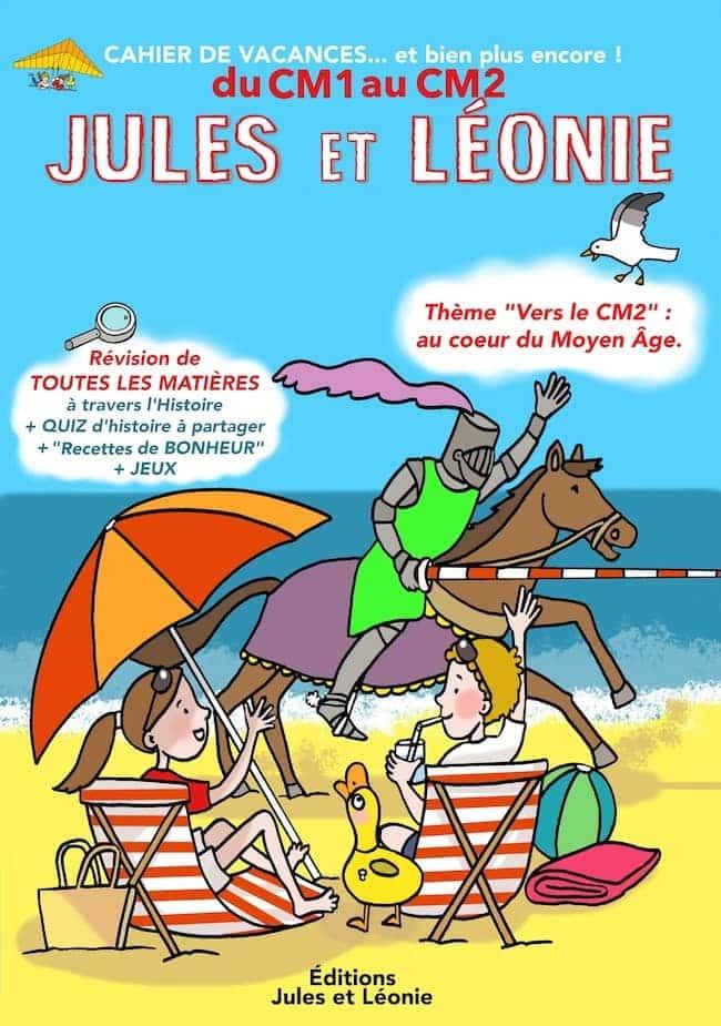 Jules et Léonie Cahier de vacances