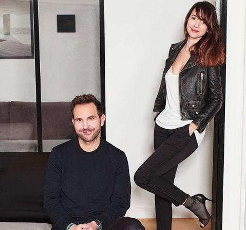 Christophe Michalak et Delphine Michalak