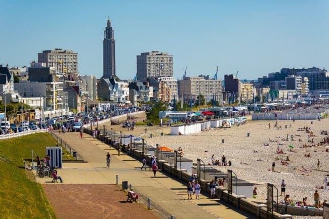 Le Havre front de mer
