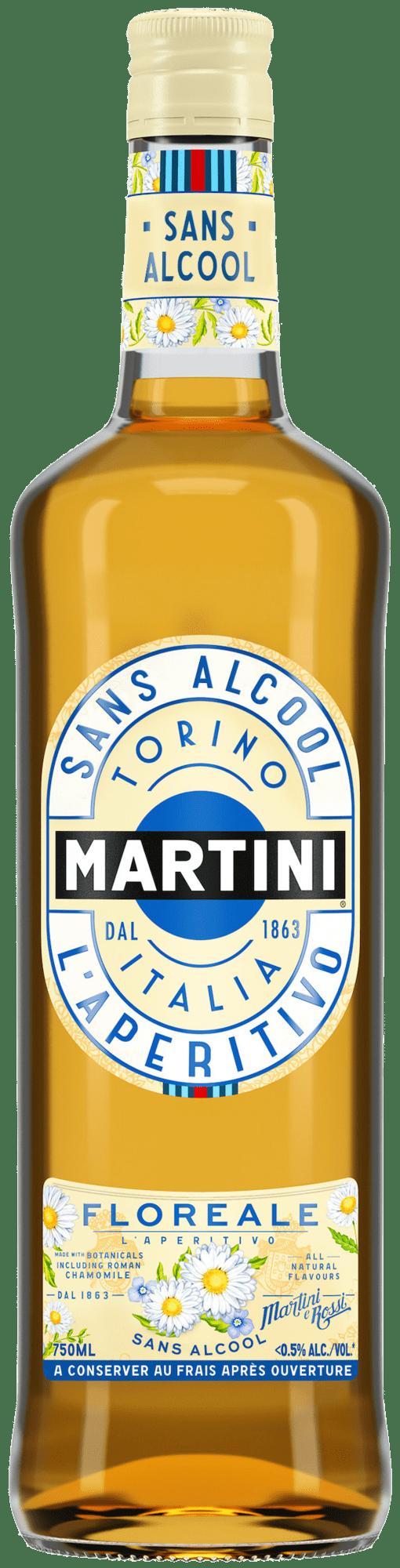 Martini sans alcool