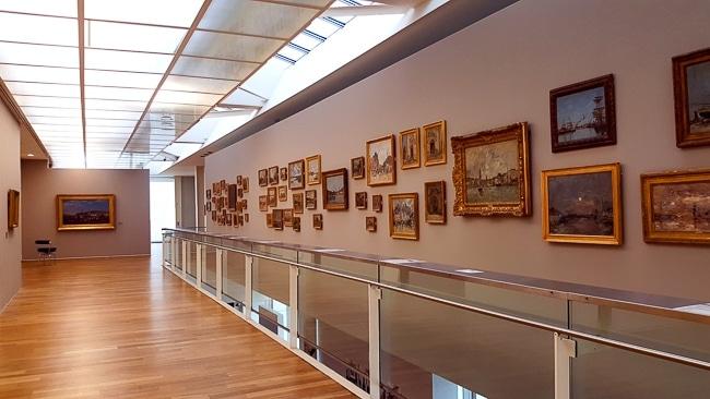 Le MuMa, Musée André Malreaux au Havre