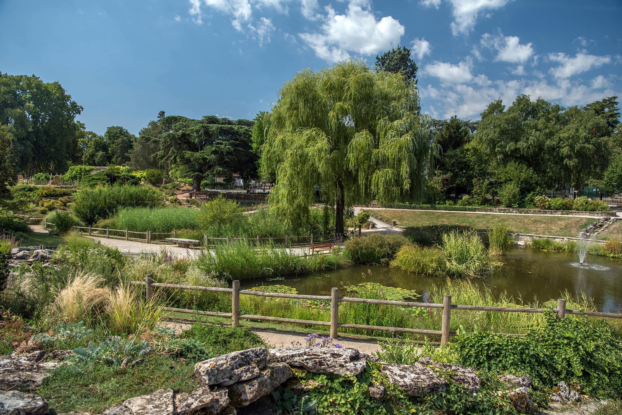 Parc Georges Nouelles Chalon sur Saône