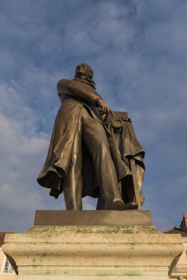 Statue de Niepce à Chalon