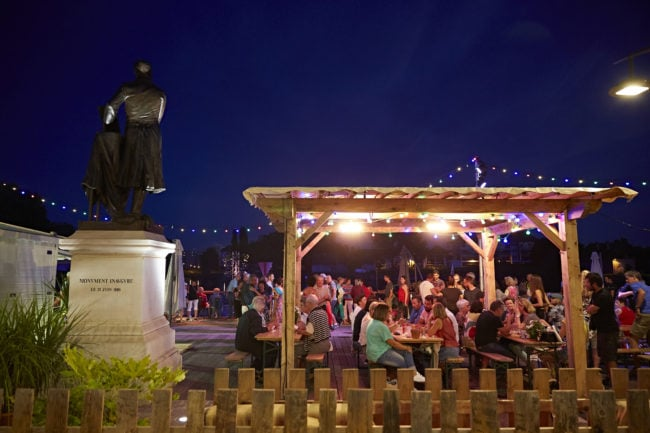 Soirée guinguette à Chalon pour un été festif en famille
