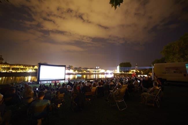 Animations estivales à Chalon avec cinéma sous les étoiles