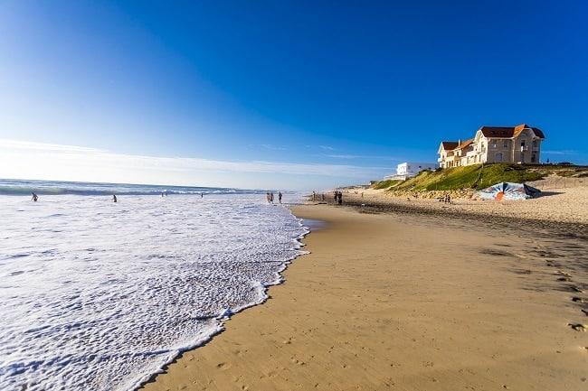 plage Biscarosse Landes