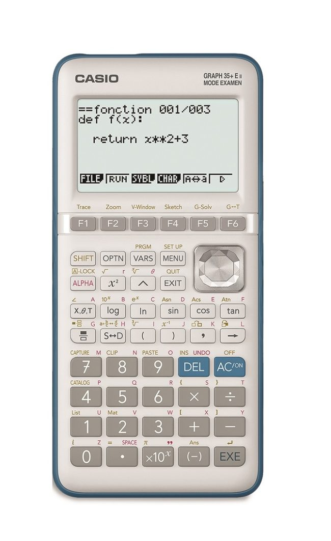 calculatrice Casio Graph 35+E II Casio