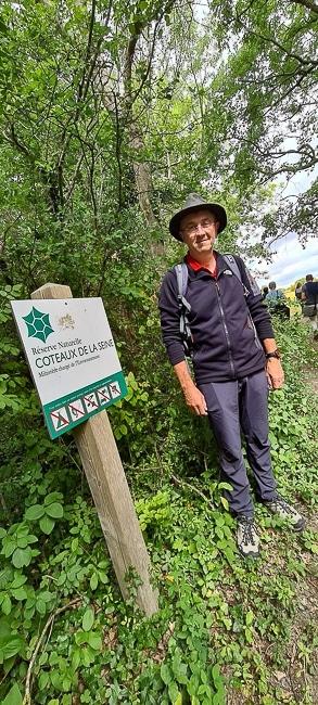 Balade botanique dans la réserve naturelle du Vexin avec guide nature