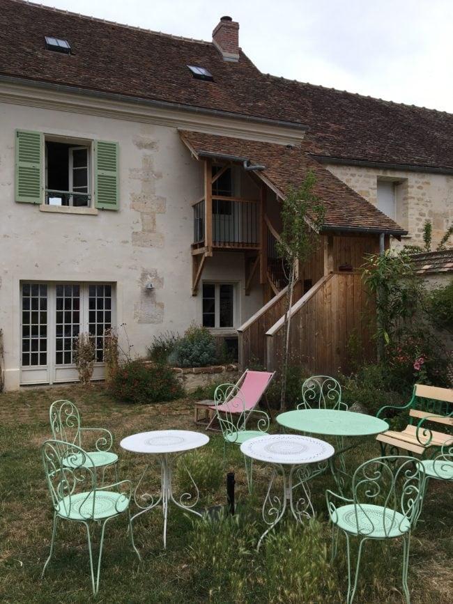 Gite de la Fontaine Couture à Themericourt, Vexin français