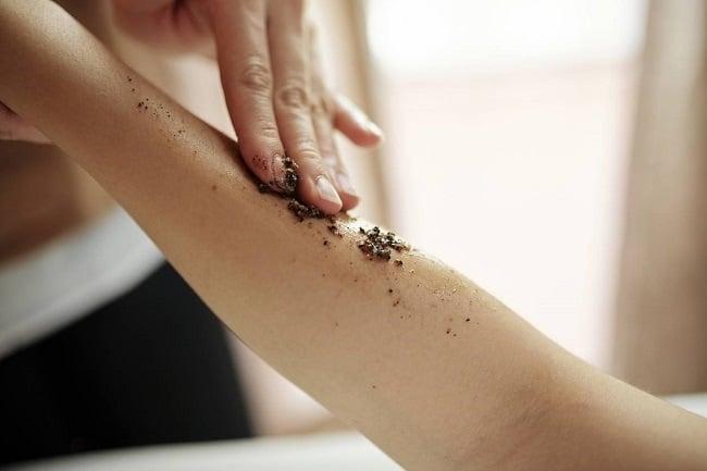 gommage spécial éclat de la peau