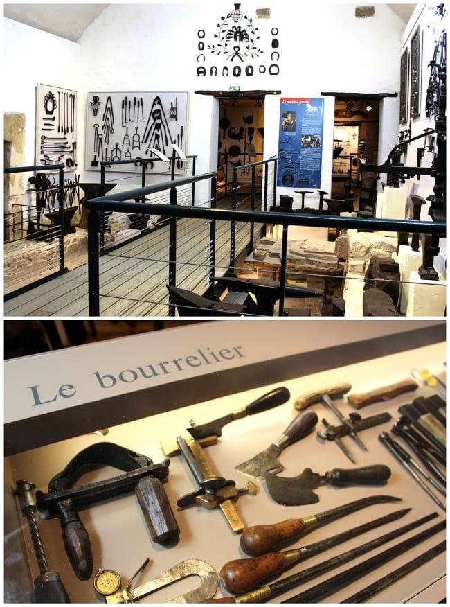 Musée de l'outil dans le Vexin français