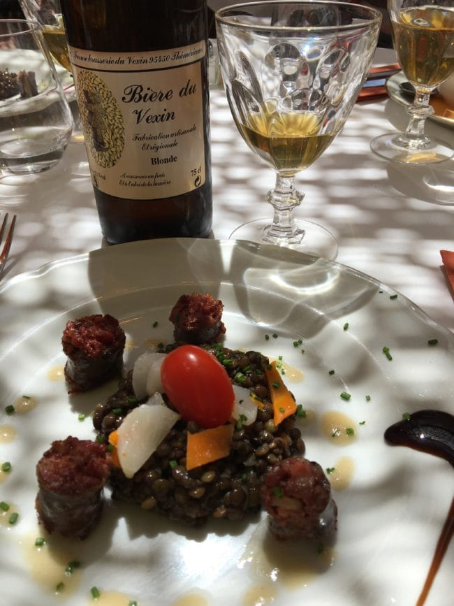 Restaurant Le Clos du Petillon, Themericourt, Vexin