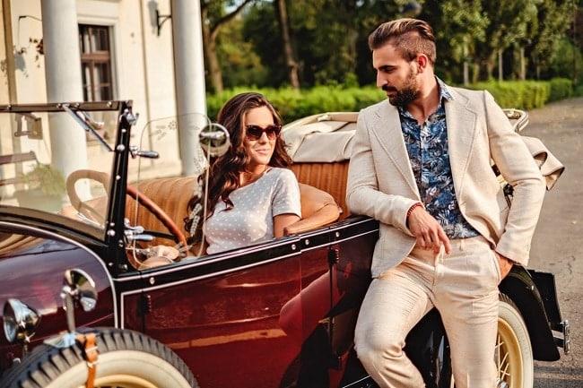 mode homme adopter le style Riviera cet été