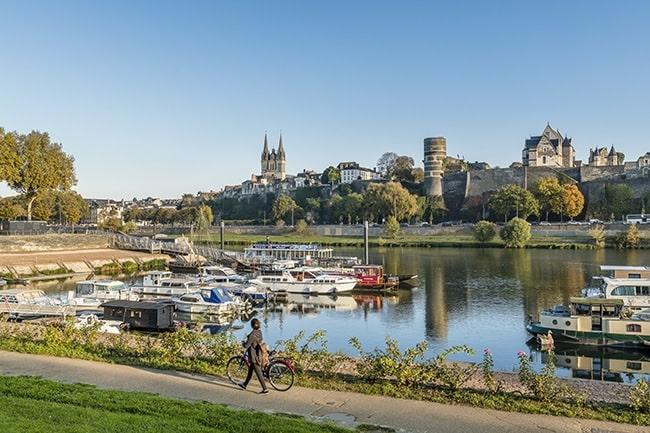 Cale de la Savatte à Angers