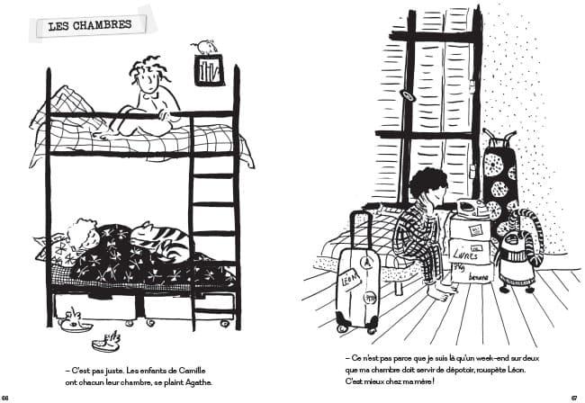 Famille Puzzle, la place des enfants en famille recomposée