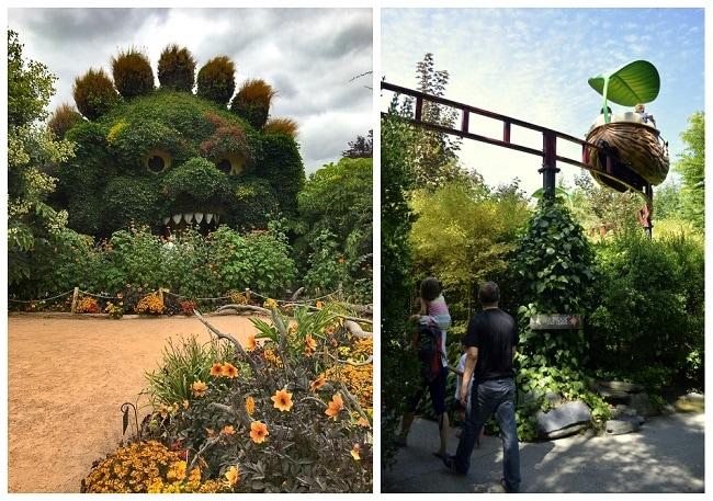 Terra Botanica Angers en famille