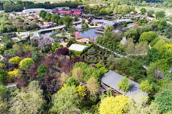 Terra Botanica, parc à thèmes consacré au végétal en Anjou