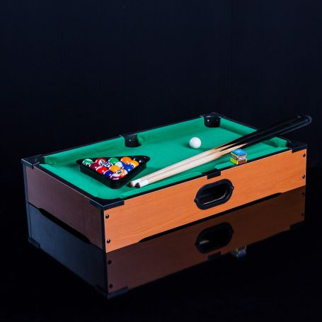 billard de table en bois