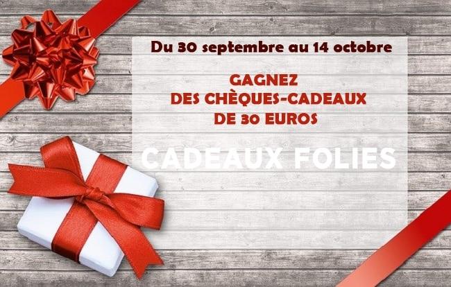 concours Cadeauxfolies.fr Mafamillezen