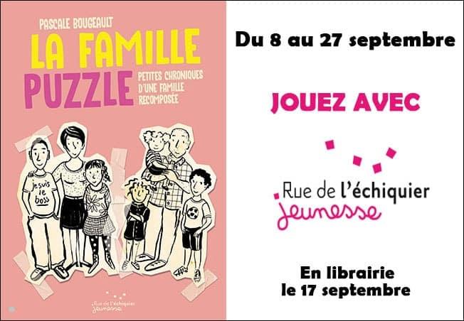 concours Rue de l'Echiquier Jeunesse Mafamillezen