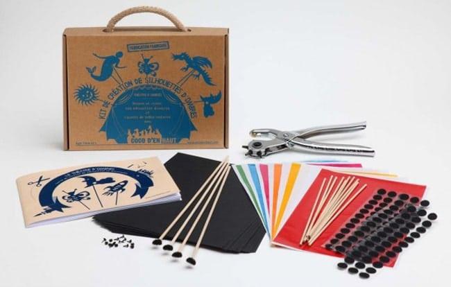 kit création silhouettes d'ombres Coco d'en Haut
