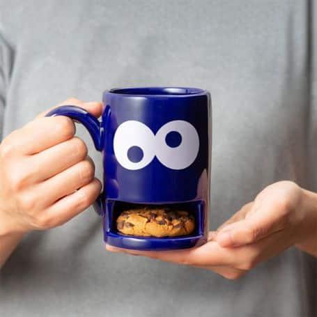 mug à gateau monstre