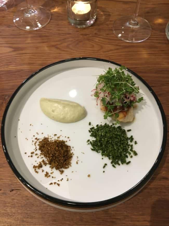 Restaurant Aux jeunes pousses à Angers