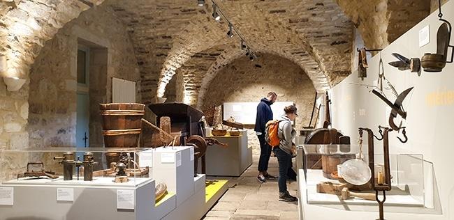 Castanea, musée de la châtaigne en Ardèche