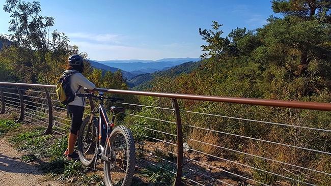 Véloroute Dolce Via Ardèche