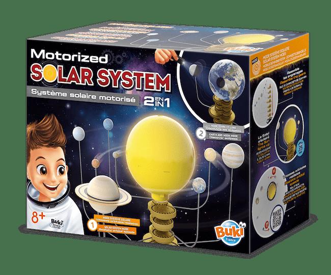 Systeme Solaire Buki Noel 2020