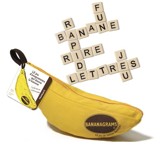 Jeu Bananagrams Wilson Jeux Noel 2020