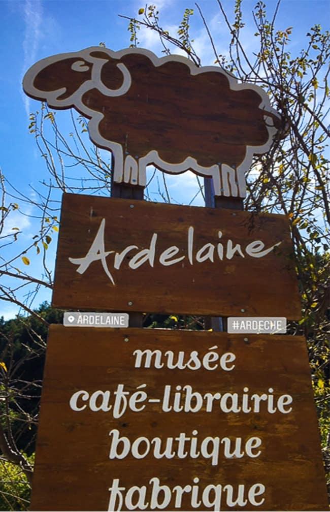 Ardelaine, entreprise Valeurs Parc en Ardèche